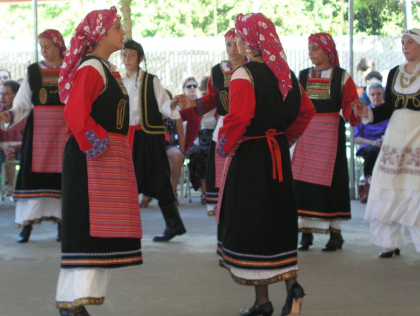 Stockton Greek Food Festival
