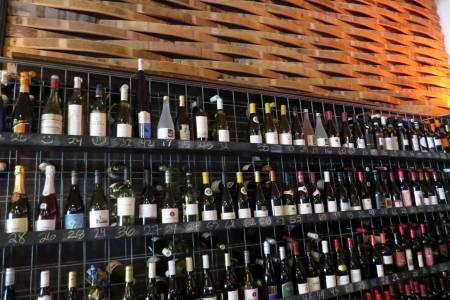 Mile wine stockton
