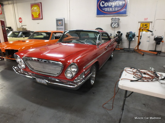 Muscle Car Madness Spring Classic Car Auction Events Visit Stockton